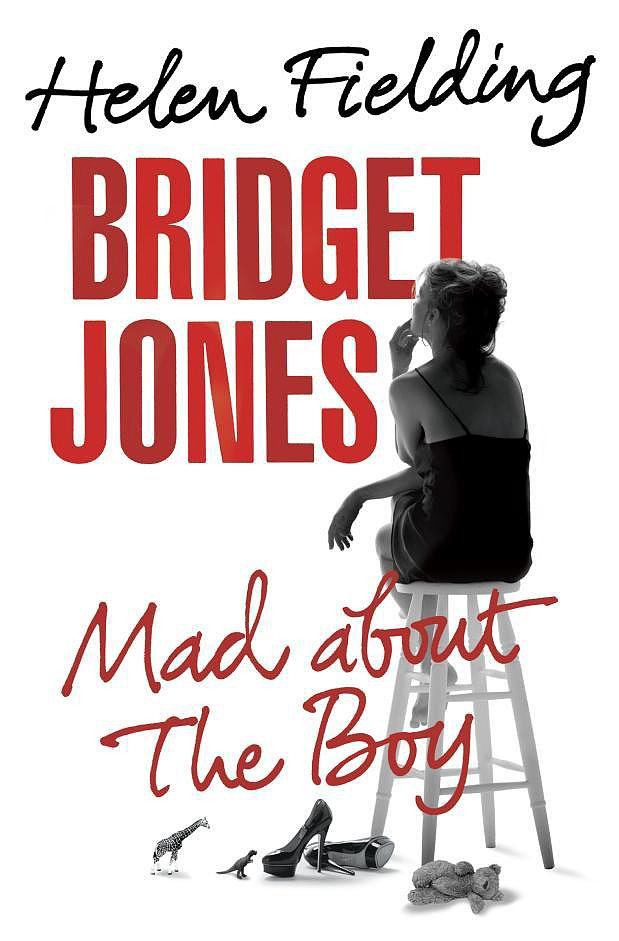 """Bridget Jones: Mad About the Boy After a decade-long hiatus, Helen Fielding is back with her much-anticipated sequel to her two Bridget Jones books, Bridget Jones: Mad About the Boy. In the funny yet poignant novel, a newly single Bridget must deal with """"loss, single motherhood, tweeting, texting, technology, and rediscovering her sexuality in — warning! Bad, outdated phrase approaching! — middle age."""" Out Oct. 15"""