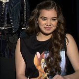 Hailee Steinfeld Interview on Romeo and Juliet (Video)