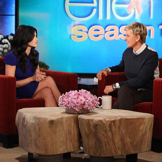 Jenna Dewan Talks About Channing Tatum's New Dad Skills