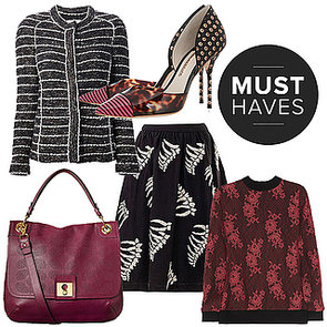 Must Have Fashion Buys For October 2013