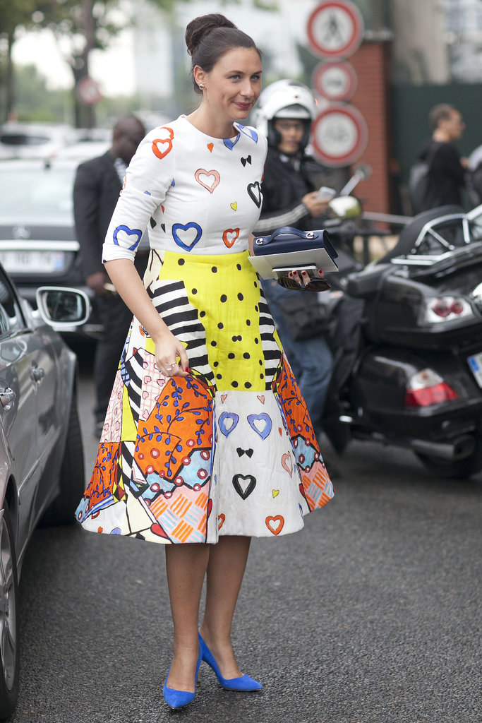 We heart this quirky standout.