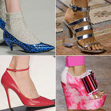 It's All About the Shoes — Footwear Close-ups From Paris Fashion Week Shows