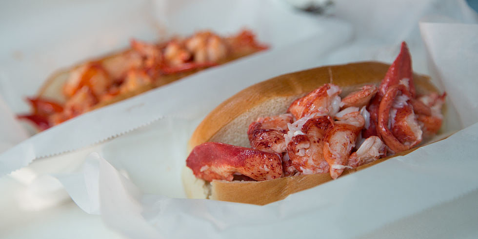 Make Maine Lobster Rolls Both Ways: Hot and Cold