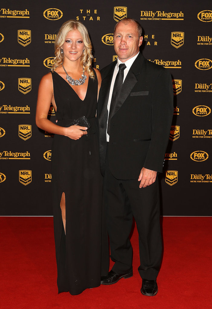 Georgia and Geoff Toovey