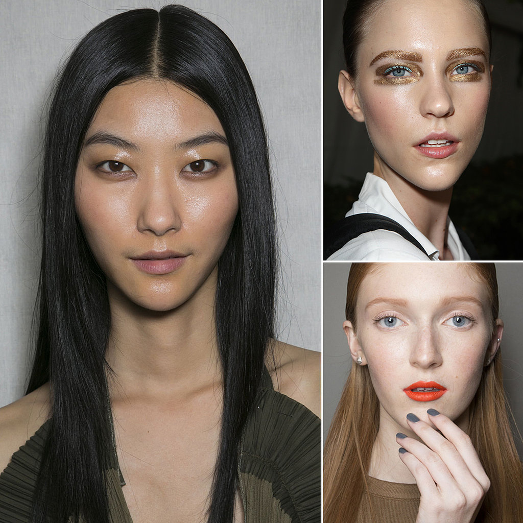 Fashion Beauty Trends: 2014 Spring Paris Fashion Week Hair, Beauty & Makeup