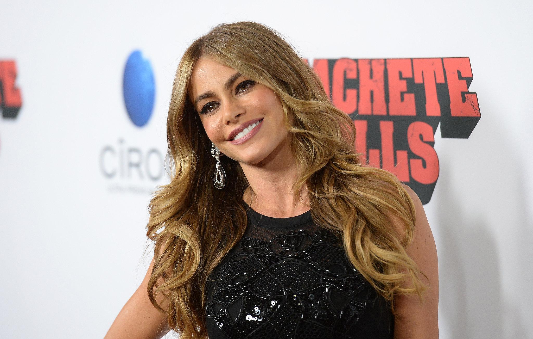 Que Fuego: Sofia Vergara Shows Love For Latinos During Her Big Premiere