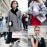 The Accessory Stars of Paris Fashion Week
