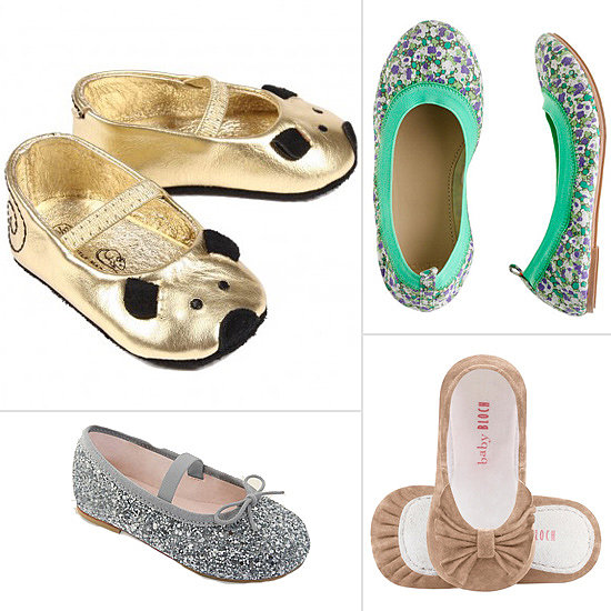8 Great Ballet Flats For Your Tiny Dancer