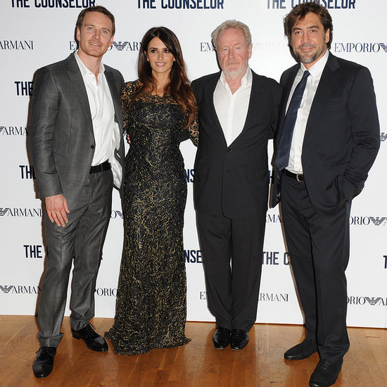The Counselor London Premiere Celebrity Pictures