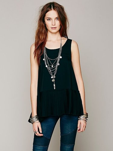 Pleated Swing Tank