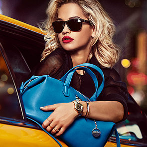 Rita Ora Stars in DKNY Spring 2014 Campaign | Pictures