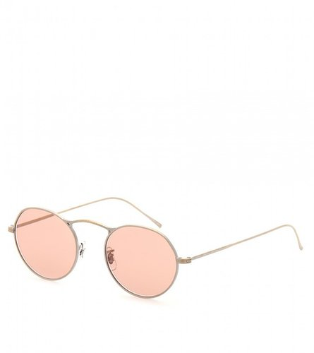 Oliver Peoples EXCLUSIVE TO MYTHERESA.COM VINTAGE-INSPIRED M-4 SUNGLASSES