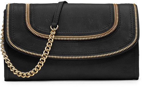 Michael Kors Naomi Zipper Clutch