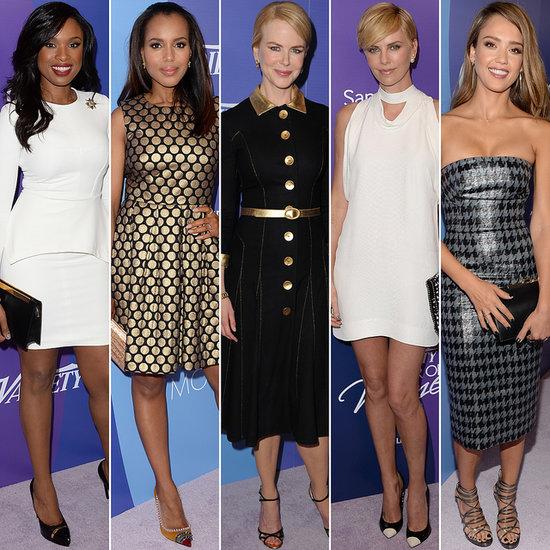 Variety Power of Women Best Dressed 2013
