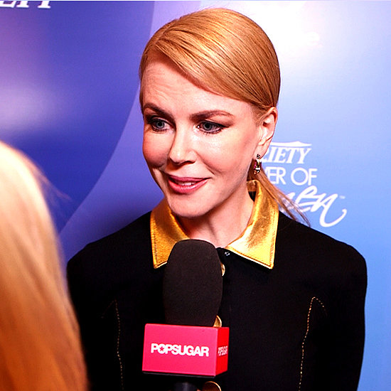 "Nicole Kidman Talks About Meeting Female Victims of War Crimes: ""It's Put a Fire in Me"""