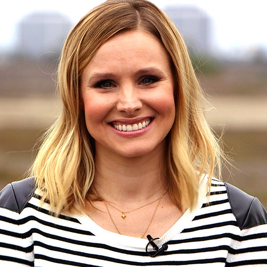 Kristen Bell Interview on Motherhood and Veronica Mars Movie
