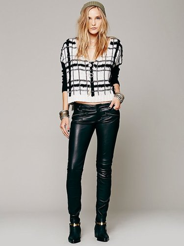 Etienne Marcel Marcel Leather Pant