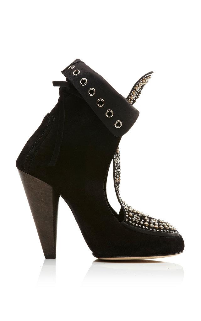Isabel Marant Mossa Studded Shoes ($1,260)