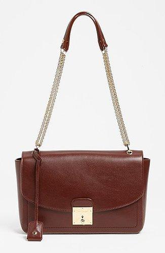 MARC JACOBS '1984 Polly' Leather Shoulder Bag