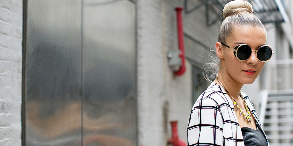 31 Street Style Pics That Will Make You Rethink Fall Beauty