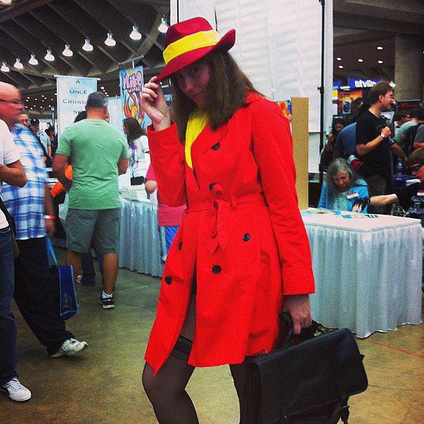 Carmen Sandiego: The Costume