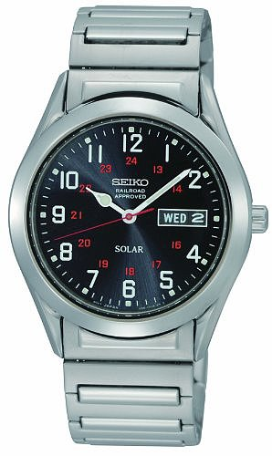 Seiko Women's SUP106 Solar Expansion Classic Watch