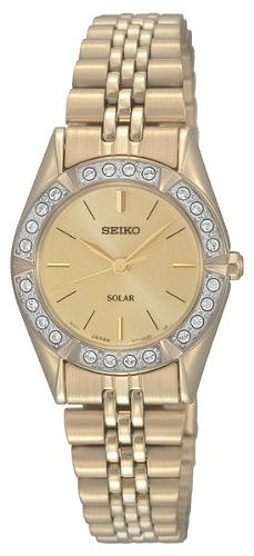 Seiko Women's SUT062 Dress Solar Classic Watch