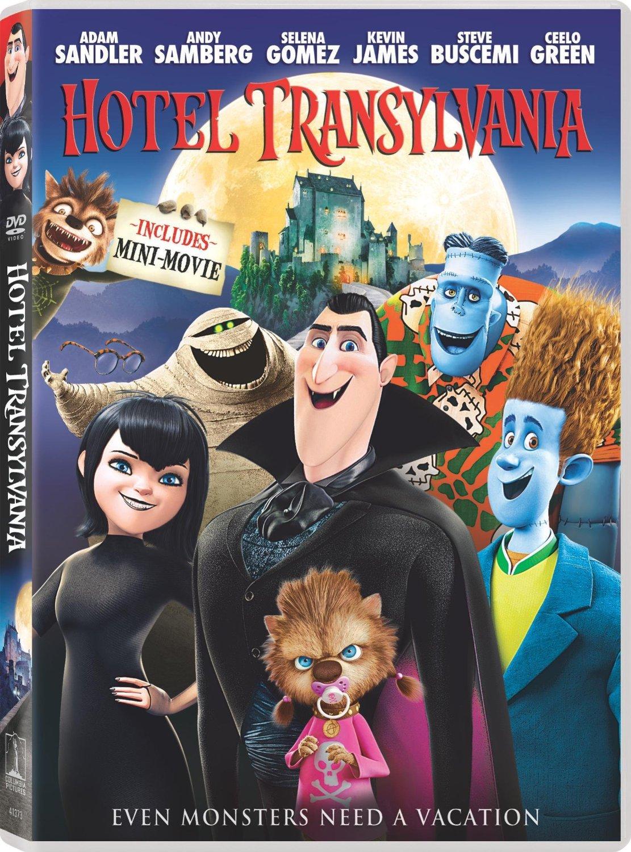 Hotel Transylvania (PG)