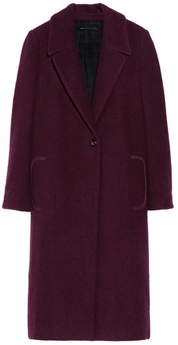 Marc by Marc Jacobs Rex wool-blend coat