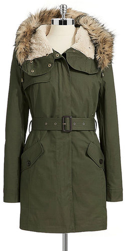 Fly Front Trench