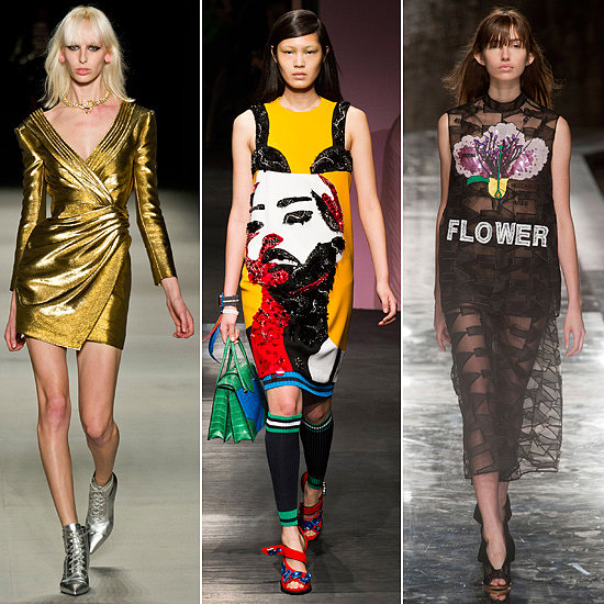 Next Season's Trends, Now: What You Need to Know About Spring '14