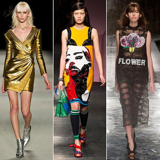 Spring 2014 Fashion Week Trends
