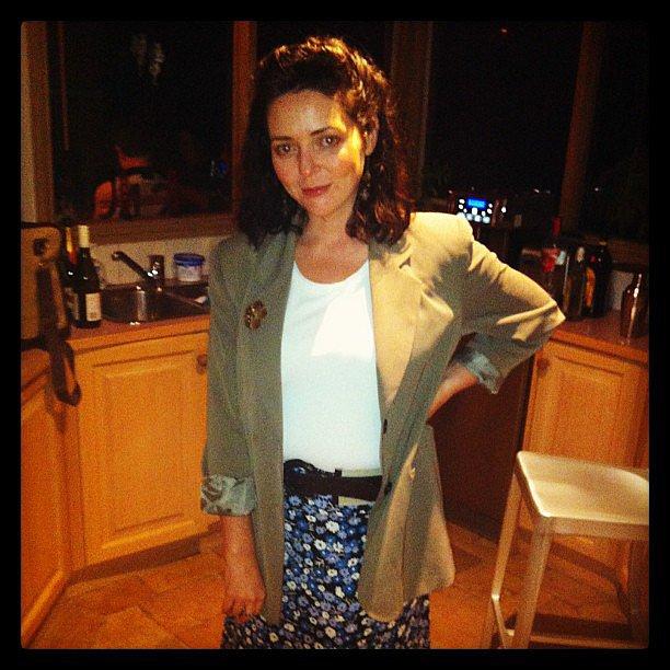 Elaine: The Costume
