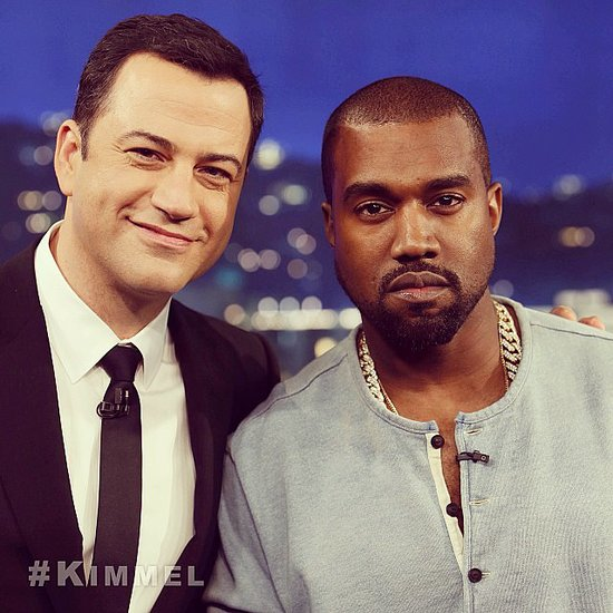 Kanye West on Jimmy Kimmel Live 2013
