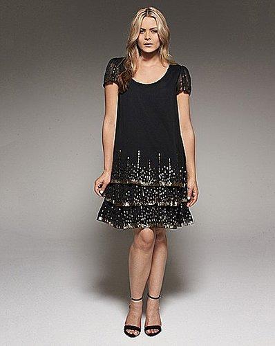 Project D London Buckingham Sequin Party Dress