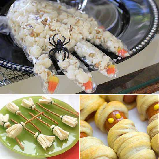 healthy halloween treats popsugar moms