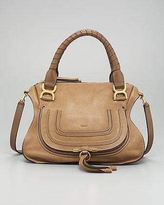 Chloe Marcie Shoulder Bag, Medium