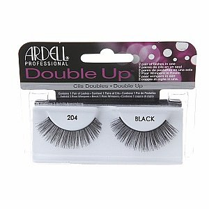 Ardell Double Up Lashes, Black, Style 204