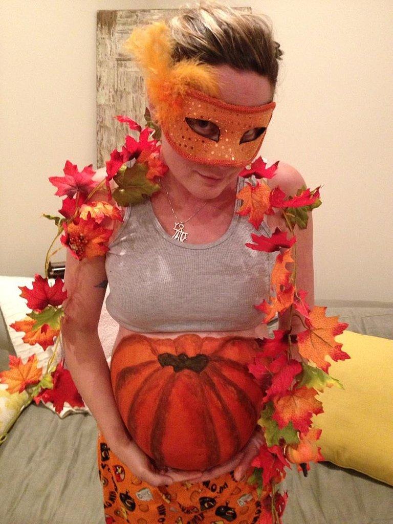 An Intricate Pumpkin