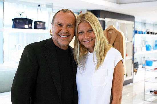 Gwyneth Paltrow and Michael Kors Collaborate for Goop