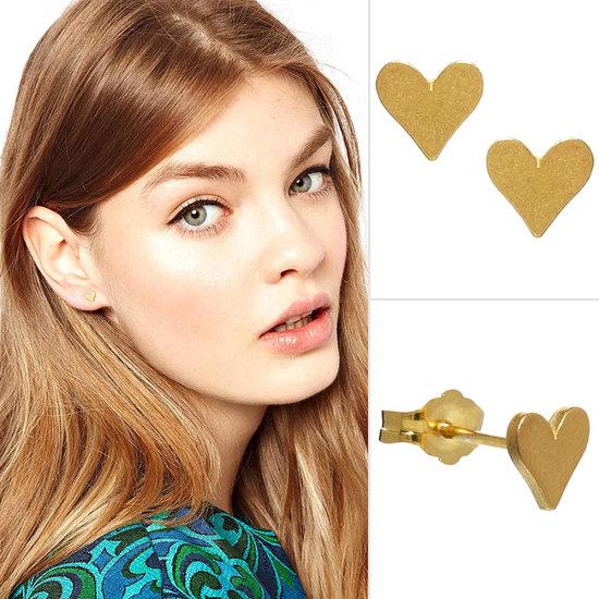 Dogeared ASOS Heart Earrings Review