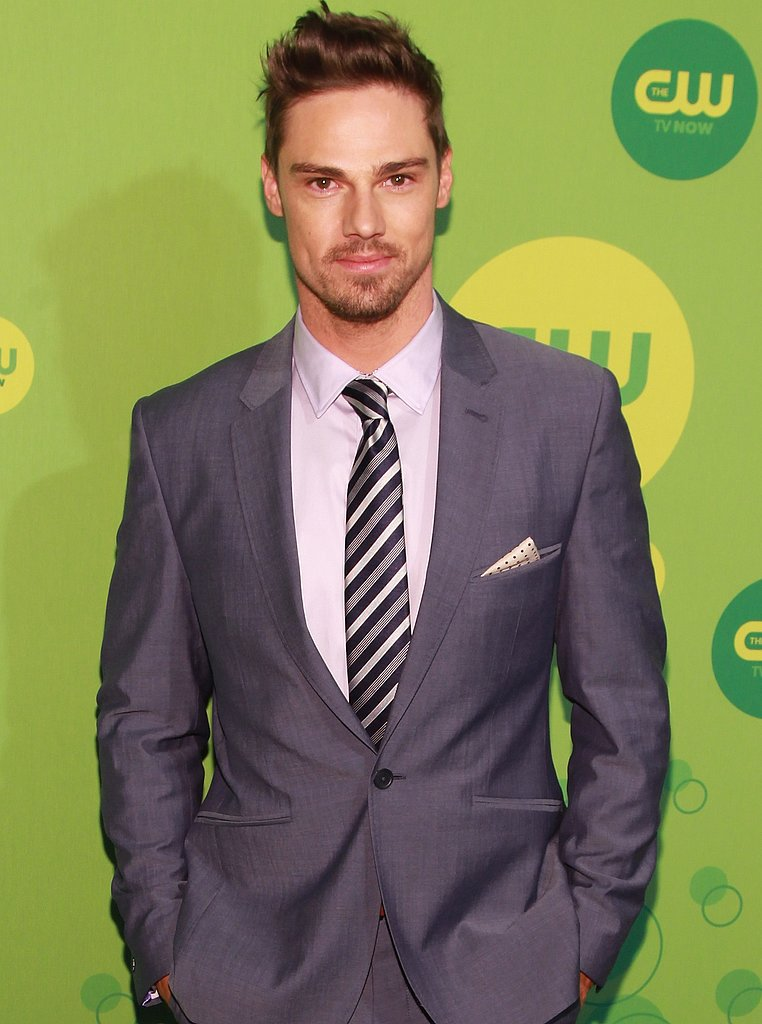 Jay Ryan The Beauty and the Beast star is far from beastly, and as Vincent, we've seen him do forbidden love oh so well. And check out that smolder!