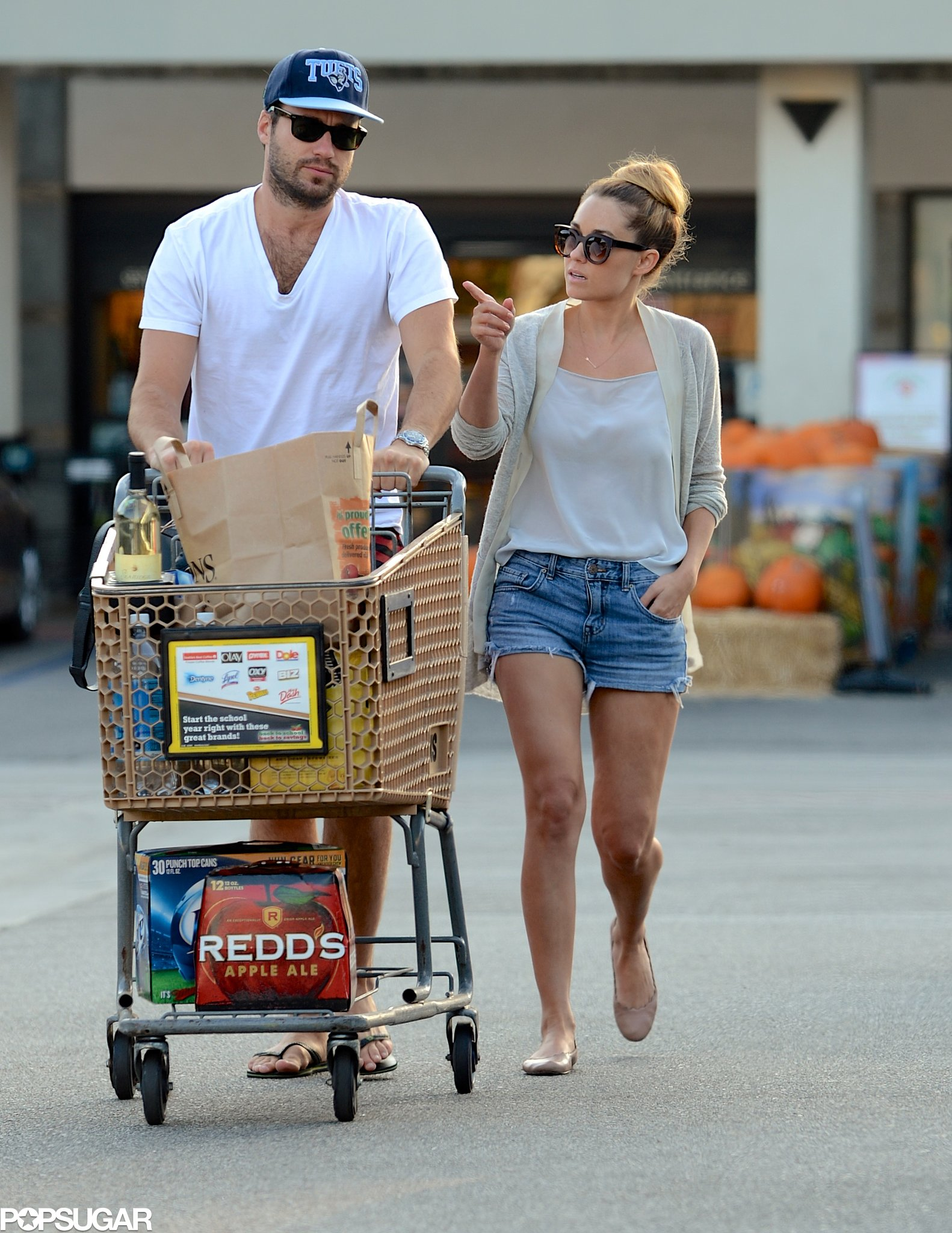 Lauren Conrad and Her New Fiancé Stock Up on Supplies Following Their Big News