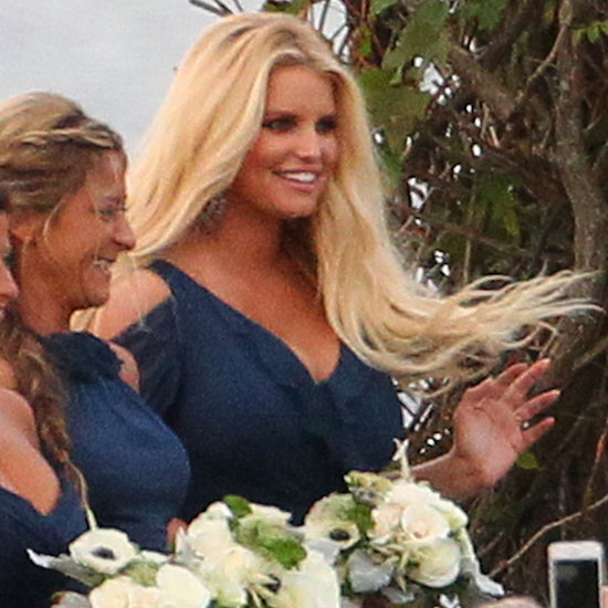 Jessica Simpson Is a Bridesmaid | Video