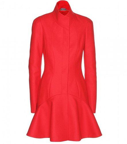Alexander McQueen Wool coat