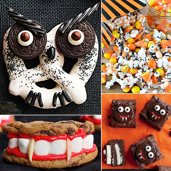 party snack ideas recipes for halloween cupcakes cookies punch cakes with pictures party food jello shots cake party deviled eggs photos - Easy Halloween Cookie Ideas