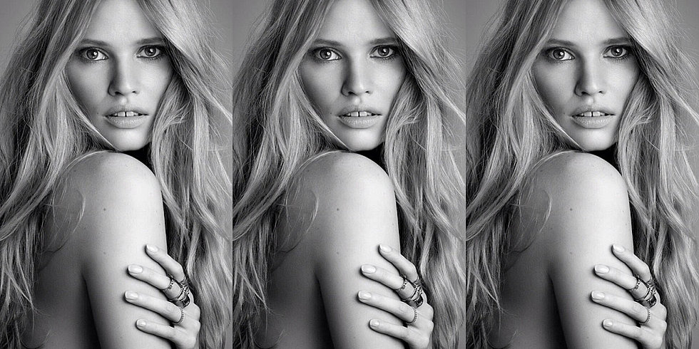 She's Worth It! Lara Stone Becomes the New Face of L'Oreal Paris