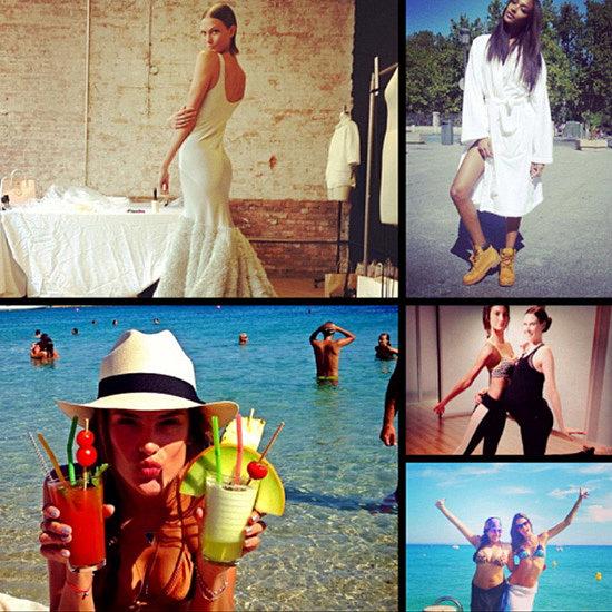 Victoria's Secret Models on Instagram