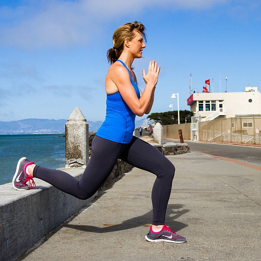 Printable Outdoor Strength-Training Routine