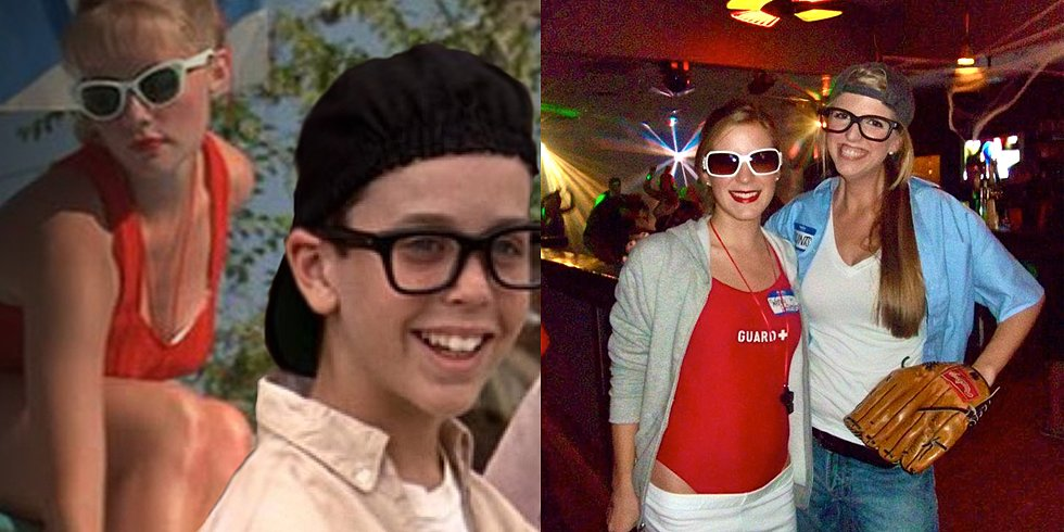 5 Halloween Couples Costumes Straight From the '90s